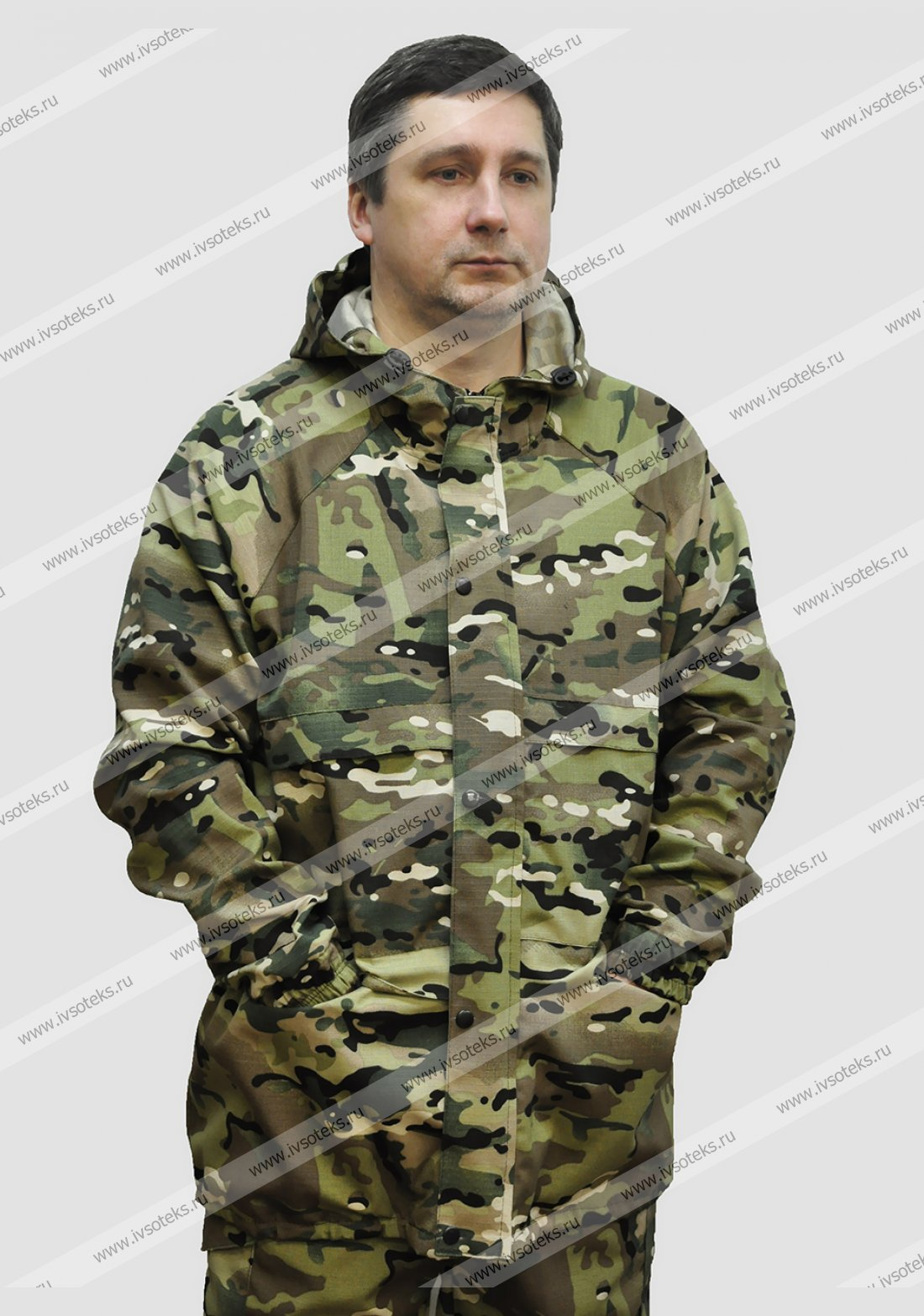 "Увеличить - Костюм ""ТАЙГА"" ткань Рип-Стоп"