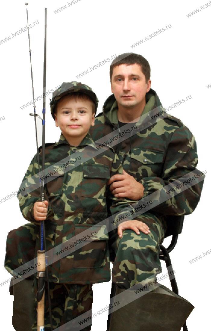 """Костюм """"ВП"""" военно-полевой детский"""