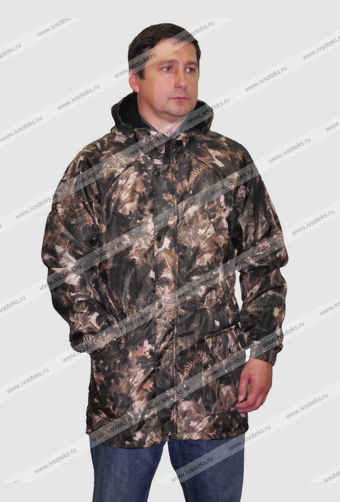 "Увеличить - Куртка ""Охота"", осенне--весенняя"