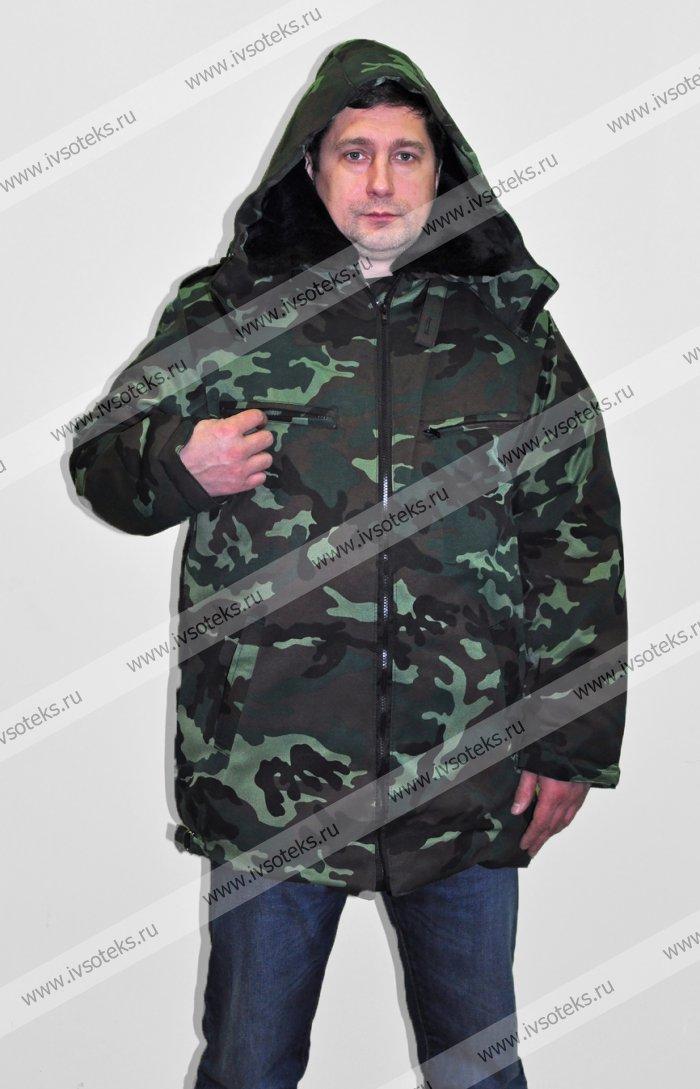 """Увеличить - Куртка зимняя """"Пилот"""""""