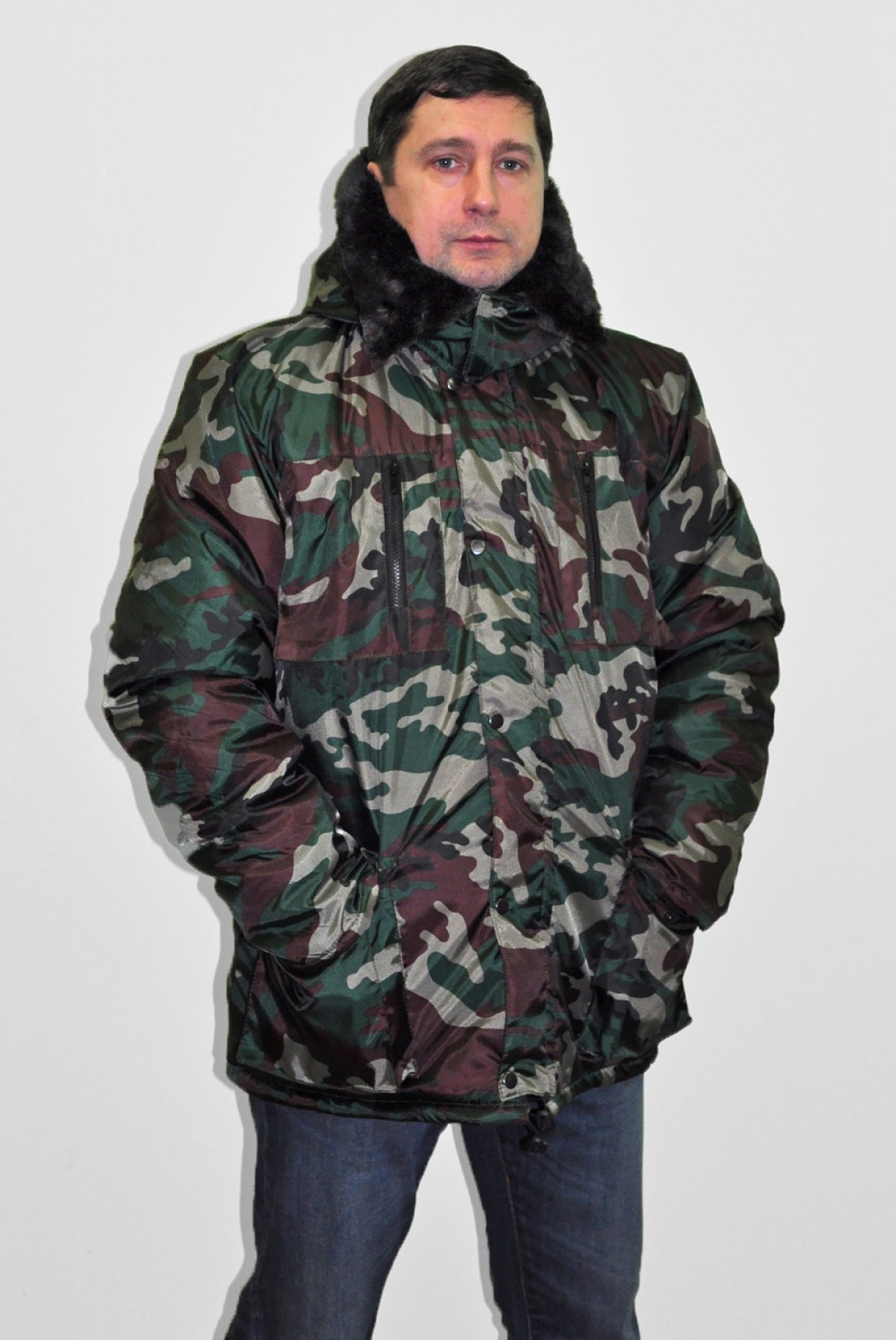 """Куртка зимняя """"Лесник"""""""