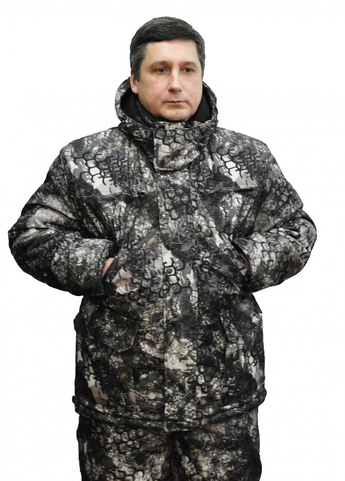 Костюм зимний ПРИВАЛ (алова)