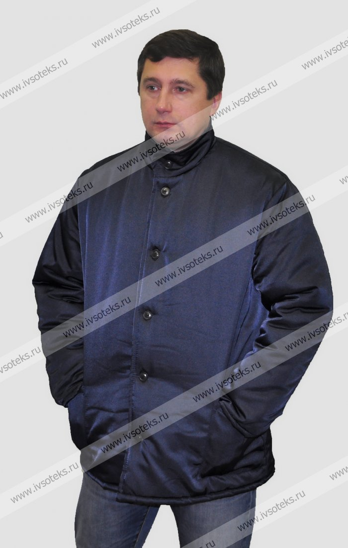 Увеличить - Куртка  Зимняя Рабочая