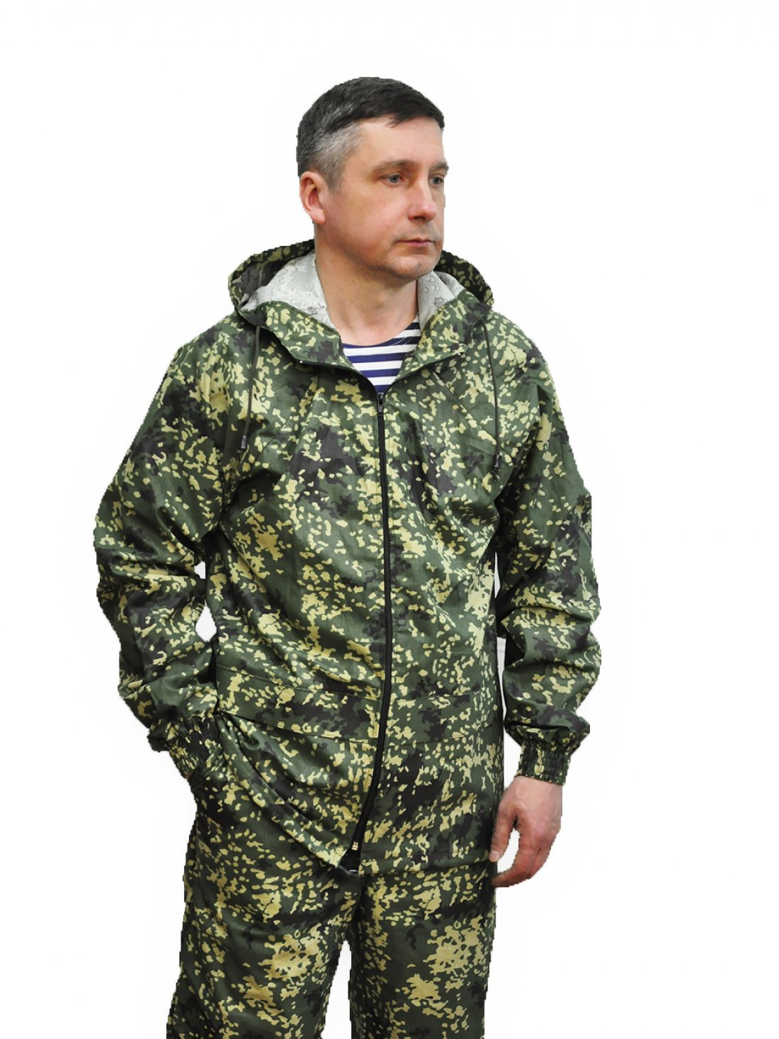 "Костюм ""КОМБАТ"" бязь ГОСТ  (Флектарн)"