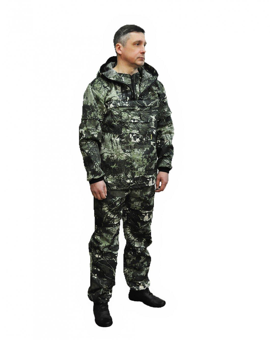 Костюм Противоэнцефалитный С ЛОВУШКАМИ (Грета Зеленый Лес)