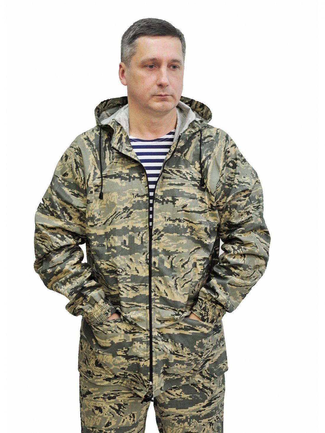 """Костюм """"КОМБАТ"""" бязь ГОСТ (""""Сибирь"""")"""